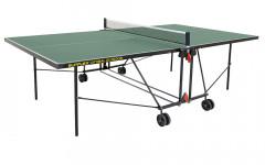 Всепогодный теннисный стол Sunflex Optimal Outdoor зеленый