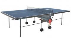 Теннисный стол для помещений Sunflex Pro Indoor синий