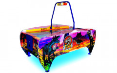 Аэрохоккей 6 ft Dino premium