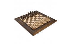 Шахматы + Нарды резные Классические 60 Ohanyan
