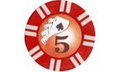 Набор для покера Royal Flush на 1000 фишек