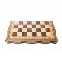 Шахматы Турнирные-3 инкрустация 50, Zeynalyan