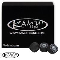 Наклейка для кия Kamui Black ø12,5мм Medium 1шт.