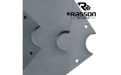 Плита для бильярдных столов Rasson Original Premium Slate 12фт h25мм 5шт.