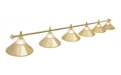 Светильник Alison Golden 6 плафонов