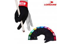 Перчатка Renzline Velcro черная цвет манжеты в ассортименте безразмерная