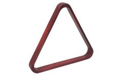Треугольник Classic дуб махагон ø52,4мм
