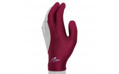 Перчатка Laperti бордовая L