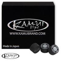 Наклейка для кия Kamui Black ø12мм Super Soft 1шт.