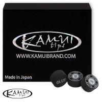 Наклейка для кия Kamui Black ø13мм Soft 1шт.