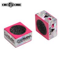 Инструмент для обработки наклейки Cue Cube розовый
