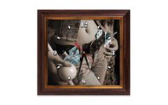 Часы Бильярд AFG7809 38х41см
