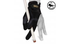 Перчатка Sir Joseph De Luxe Velcro черная L