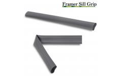 Обмотка для кия Framer Sill Grip V7 серебряный металлик